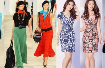 Well known Asian Fashion A Growing Market