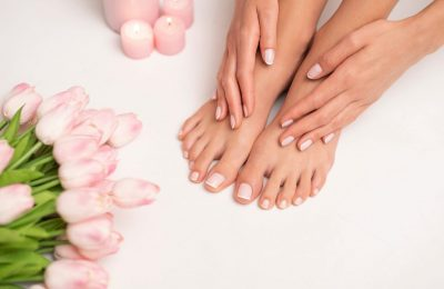 Pamper Yourself: Get A Pedicure After A Long Tiring Week